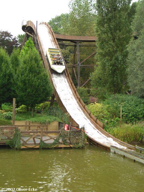 Niagara - Bellewaerde Park - België - European Water Ride ...